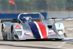 La Lola B2K/40 Nissan n°7 du Rand Racing (Mike Fitzgerald, James Gue, Bill Rand)