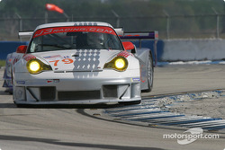 La Porsche 911 GT3RS n°79 du J-3 Racing (Justin Jackson, Tim Sugden, Brian Cunningham)