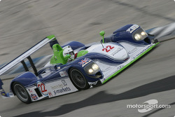 La Dallara Judd n°22 du Rollcentre Racing (Martin Short, Rob Barff, Joao Barbosa)