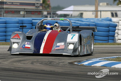 La Lola B2K/40 Nissan n°7 du Rand Racing (Mike Fitzgerald, James Gue, Bill Rand)