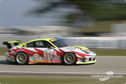 La Porsche 911 GT3RS n°31 du White Lightning/Petersen Motorsports (Michael Petersen, David Murry, Cr