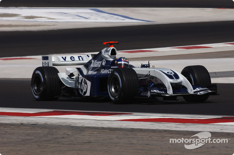 2004: Williams-BMW FW25