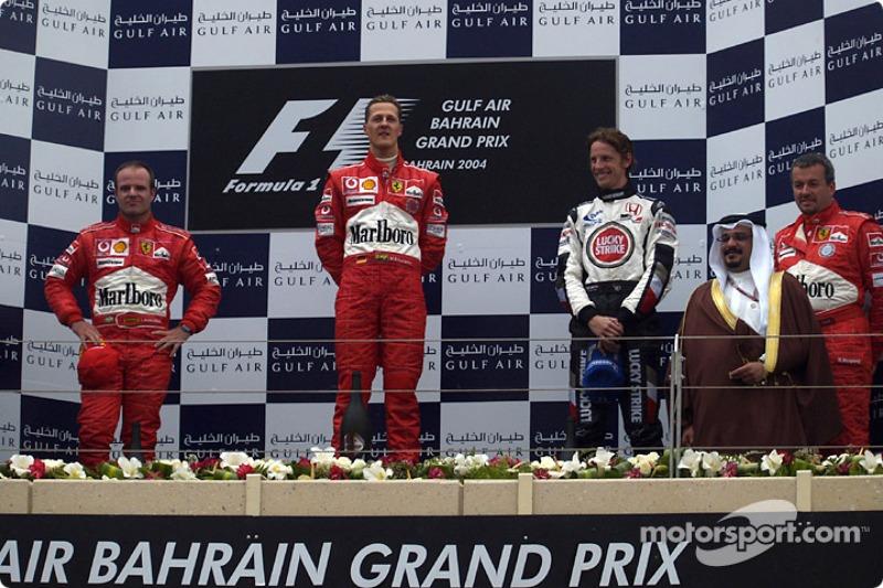 Gran Premio de Bahrein 2004