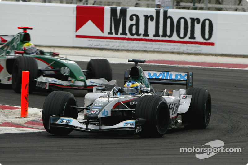 #7 Minardi PS04B (2004)