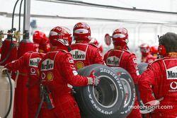 Ferrari-Mechaniker