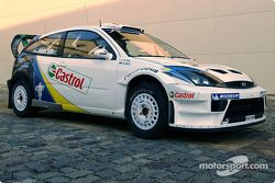 The new Ford Focus RS World Rally Car 04