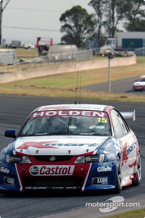 Rick Kelly at turn 8