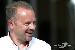Mike Gascoyne, directeur technique châssis chez Toyota
