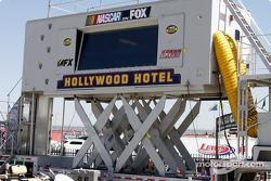 Le célèbre Hollywood Hotel
