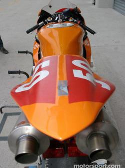 Nantes Défi Moto Mecamoto Racing Yamaha R1