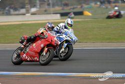 La Ducati 999S n°4 de Fresnel Sport (Christophe Charles-Artigues, Philippe Hourdequin, Emmanuel Ripault)