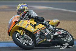 La Suzuki GSXR n°84 de EMPP Endurance (Xavier Fabra, Olivier Gabillon, Michael Goffinghs)
