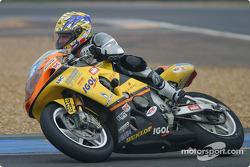 #84 Suzuki GSXR EMPP Endurance: Xavier Fabra, Olivier Gabillon, Michael Goffinghs