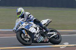 La Yamaha R1 n°12 de Free Bike Performance (Éric Mizera, Stéphane Mertens, Juan-Éric Gomez)