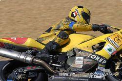 La Suzuki GSXR n°44 du Team 44 Village Motos Nantes (Gérard Jolivet, Michel Amalric, Stéphane Neff