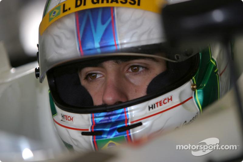 Em 2003, disputou a temporada completa da F3 Sul-Americana, onde também foi vice-campeão. Além disso, também competiu em provas esporádicas do certame na Europa.