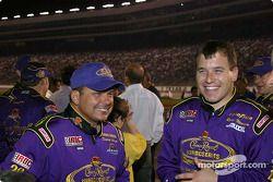 Danny Lasoski and Ryan Newman