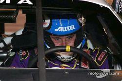 Ryan Newman se concentre sur la course