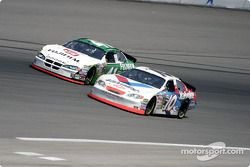 Casey Mears et Scott Riggs