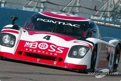 La Pontiac Crawford n°4 du Howard - Boss Motorsports (Butch Leitzinger, Elliott Forbes-Robinson, Dav