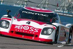 #4 Howard - Boss Motorsports Pontiac Crawford: Butch Leitzinger, Elliott Forbes-Robinson, David Brule