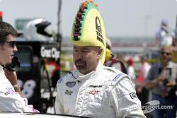 Une casquette Taco Bell