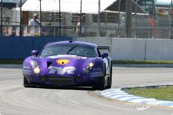 La TVR n°92 du Chamberlain-Synergy Motorsport (Bob Berridge, Michael Caine, Lee Caroline)