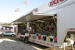 Merchandising at Sebring