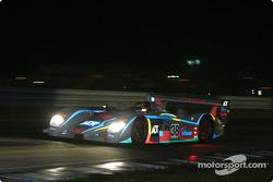 L'Audi R8 n°38 du Team ADT champion (JJ Lehto, Emanuele Pirro, Marco Werner)