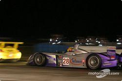 #28 Audi Sport UK Team Veloqx Audi R8: Pierre Kaffer, Frank Biela, Allan McNish