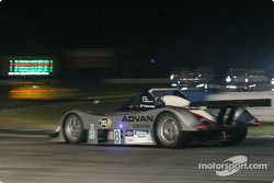 #8 Rand Racing Lola B2K/40 Nissan: Marino Franchitti, Derek Hill, Andy Lally