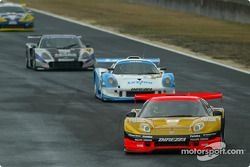 Le tour de chauffe des GT300