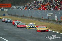 La course de GT300