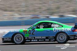 #42 Orison-Planet Earth Motorsports Porsche GT3 Cup: Wayne Nonnamaker, Mae Van Wijk
