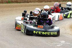 Cameron Collins lead the way in Junior Sportsman-2 Heavy
