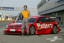 Heinz-Harald Frentzen, Opel