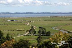 Le magnifique paysage de la Nouvelle-Zélande