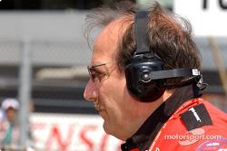 Le propriétaire d'Access Motorsport Ted Bitting