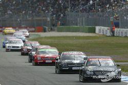 Bernd Mayländer, Team Rosberg, AMG-Mercedes CLK-DTM 2003