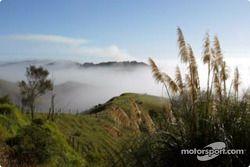 Le paysage de Nouvelle-Zélance