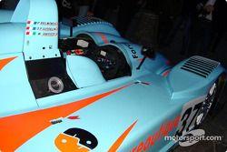 La Courage C65 AER du Paul Belmondo Racing