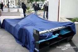 La Courage C65 AER du Paul Belmondo Racing, toujours dévoilée