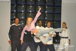 Models with Michaela Mertens
