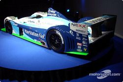 The 2004 Pescarolo-Judd