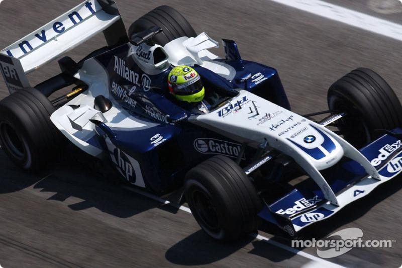Ralf Schumacher: 6 galibiyet