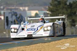 L'Audi R8 n°2 du Champion Racing (J.J. Lehto, Emanuele Pirro, Marco Werner)