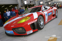 La Ferrari 360 Modena n°92 du Cirtek Motorsport (Rob Wilson)