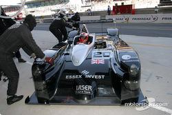 La Lister Storm n°20 du Lister Racing (John Nielsen)