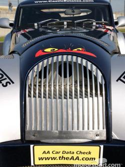 La Morgan Aero 8 n°80 du Morgan Works Race Team