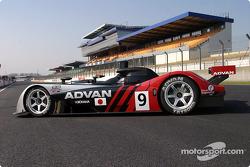 La Dome Mugen n°9 du Kondo Racing